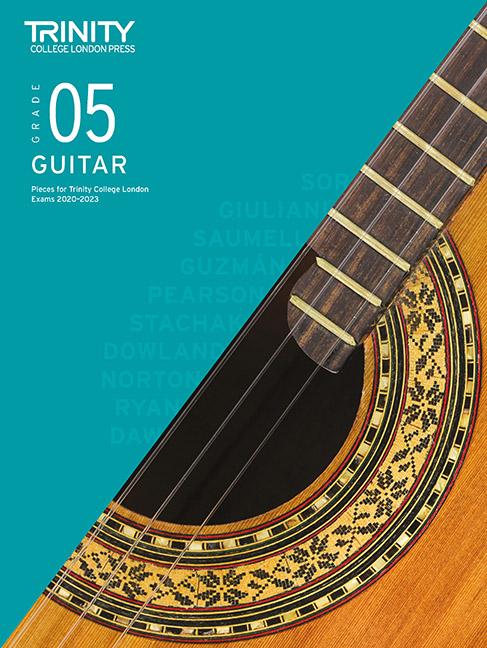 Guitar Exam Pieces 2020-2023: Grade 5: Guitar: Instrumental Tutor