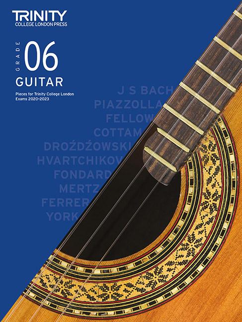 Guitar Exam Pieces 2020-2023: Grade 6: Guitar: Instrumental Tutor