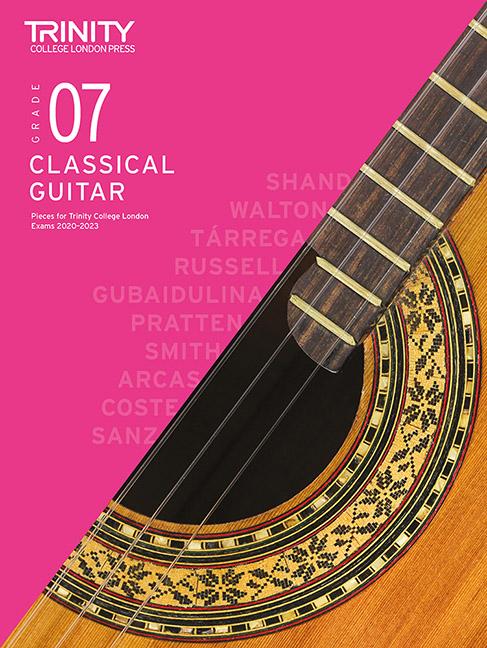 Guitar Exam Pieces 2020-2023: Grade 7: Guitar: Instrumental Tutor