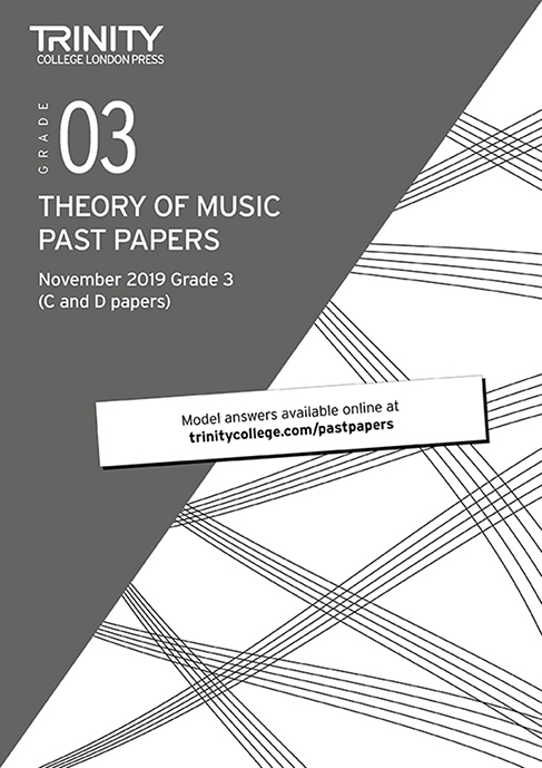 Theory Past Papers November 2019 - Grade 3: Theory