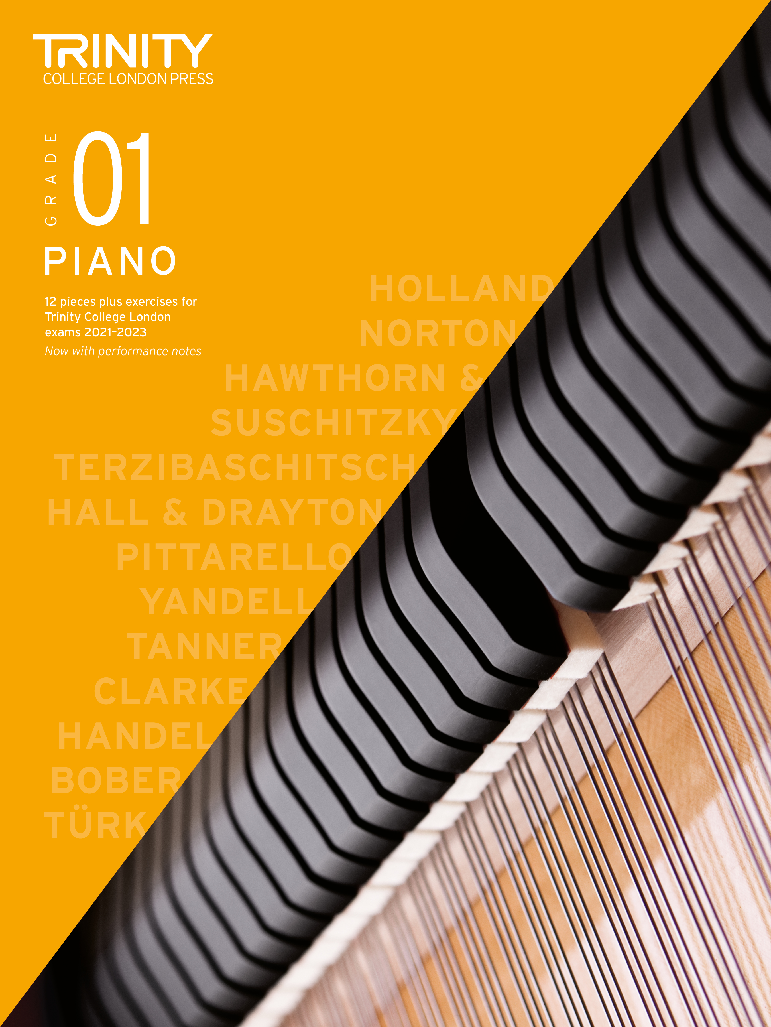 Piano Exam Pieces & Exercises 2021-2023: Grade 1: Piano: Instrumental Tutor