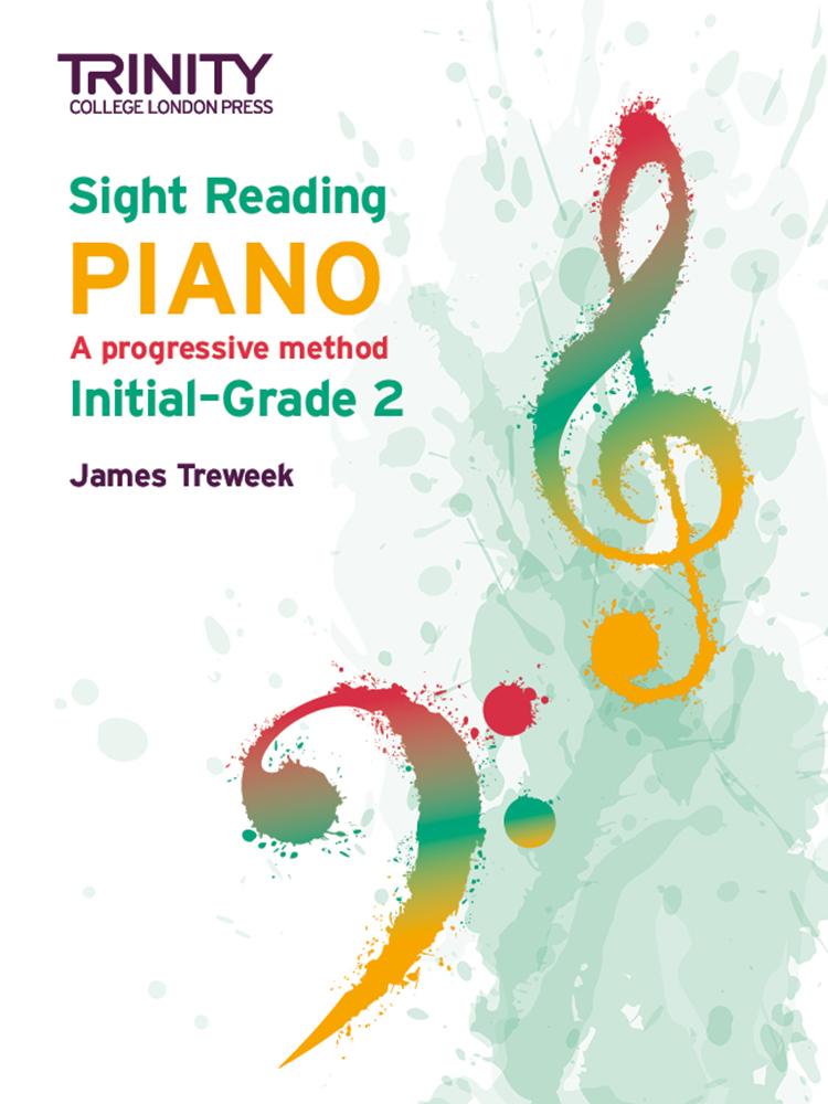 Sight Reading Piano: Initial-Grade 2: Piano: Instrumental Tutor