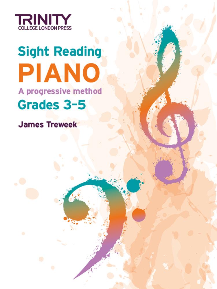 Sight Reading Piano: Grades 3-5: Piano: Instrumental Tutor