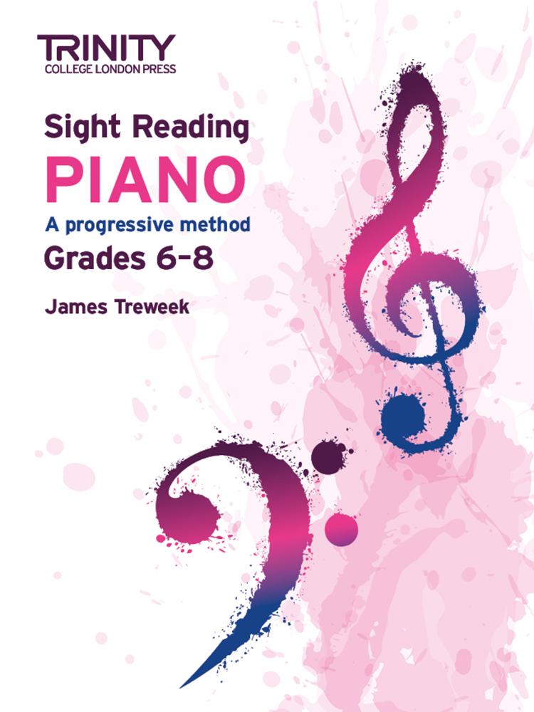 Sight Reading Piano: Grades 6-8: Piano: Instrumental Tutor