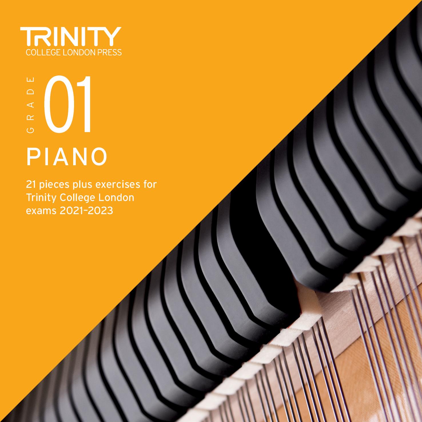 Piano Exam Pieces & Exercises: Grade 1 CD: Piano: CD
