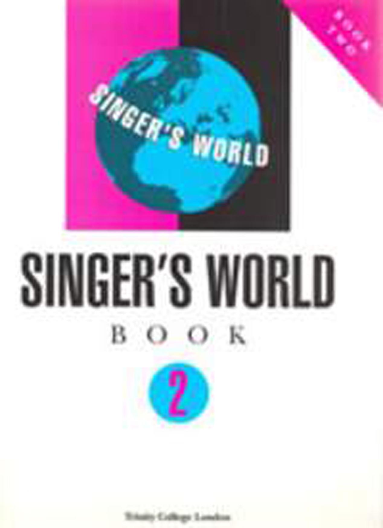 Singer's World Book 2 (voice part): Voice: Vocal Album