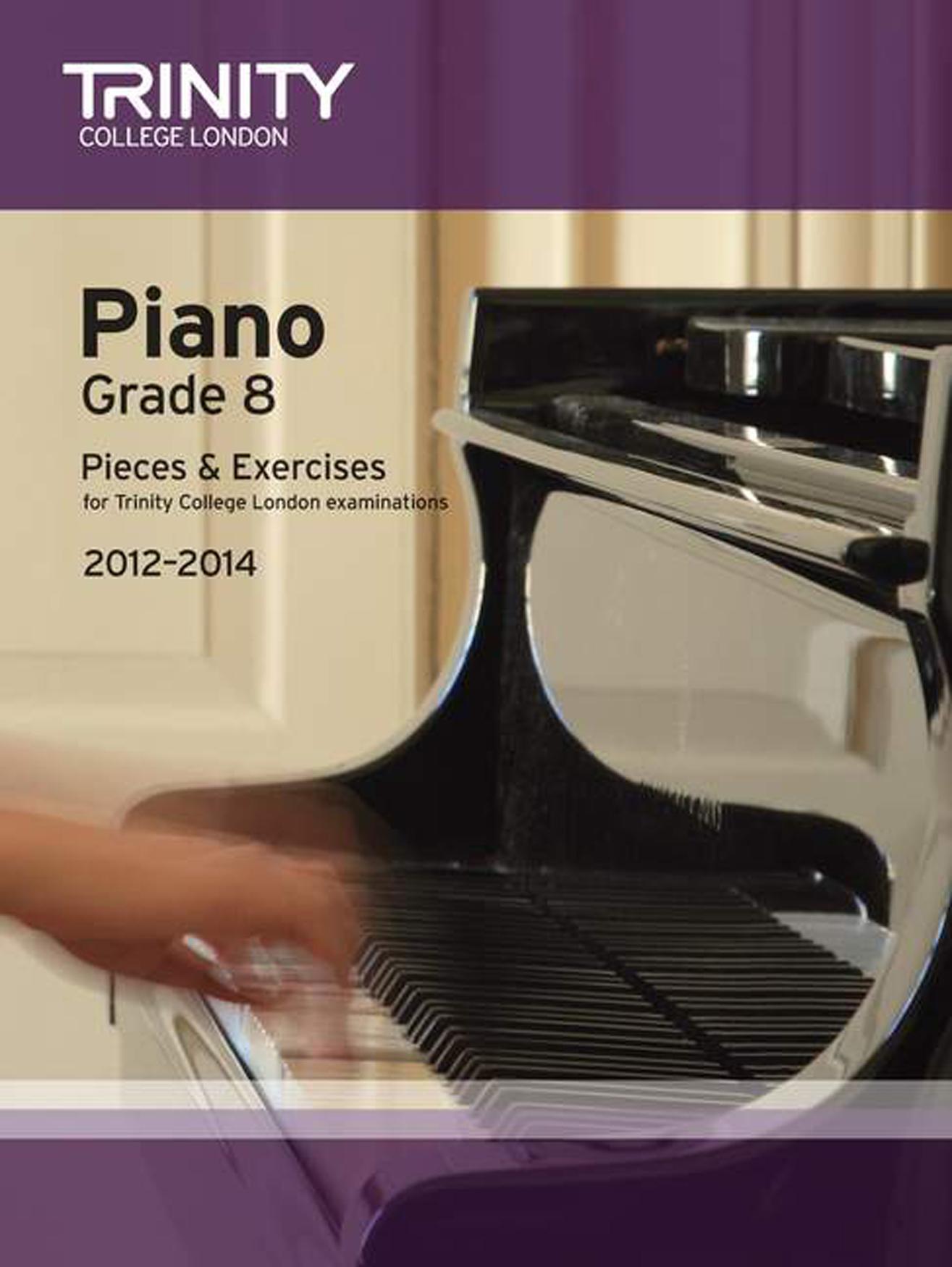 Piano 2012-2014. Grade 8: Piano: Instrumental Album