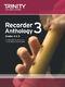 Recorder Anthology Book 3: Recorder: Instrumental Album