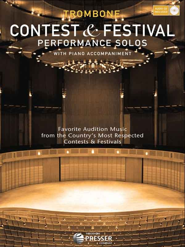 Contest and Festival Performance Solos: Trombone: Instrumental Album