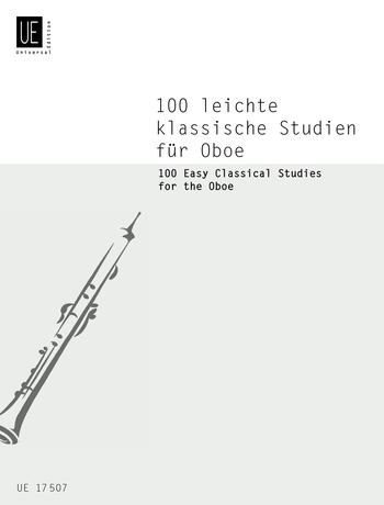 Leichte Klassische Studien(100): Oboe: Study