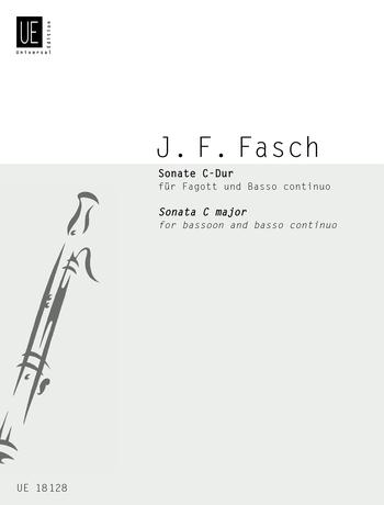 Johann Friedrich Fasch: Sonate: Bassoon: Instrumental Work