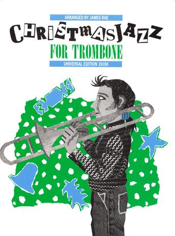 James Rae: Cristmas Jazz: Trombone: Instrumental Album