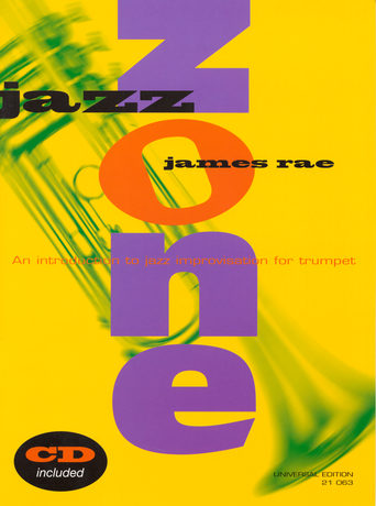 James Rae: Jazz Zone: Trumpet: Instrumental Album