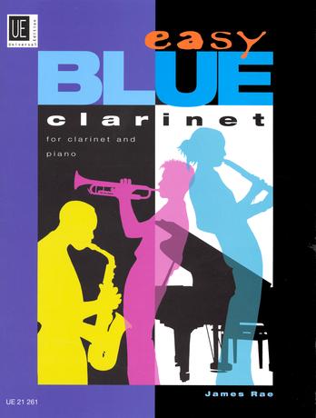James Rae: Easy Blue Clarinet: Clarinet: Instrumental Album