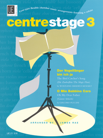 Centre Stage 3: Band 3: Flexible Band: Score and Parts