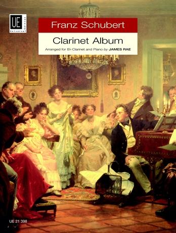 Franz Schubert: Clarinet Album: Clarinet: Instrumental Work