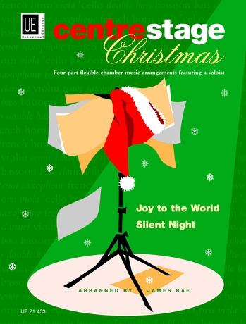 Centre Stage Christmas Ensemble: Flexible Band: Instrumental Album