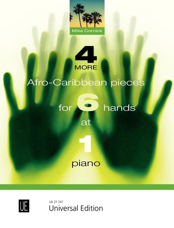 Mike Cornick: 4 More Afro-Caribbean Pieces: Piano Trio: Instrumetnal Collection