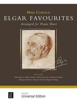 Edward Elgar: Elgar Favourites: Piano: Instrumental Album
