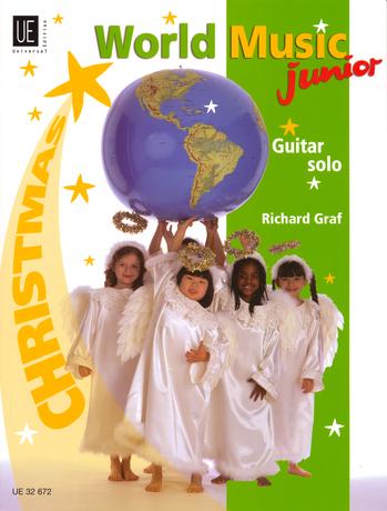 Richard Graf: Christmas: Guitar: Instrumental Album