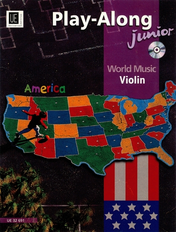 Richard Graf: World Music Junior Christmas: Violin: Instrumental Album