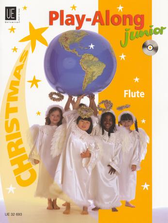 Richard Graf: Christmas - PLAY ALONG Flute: Flute: Instrumental Album