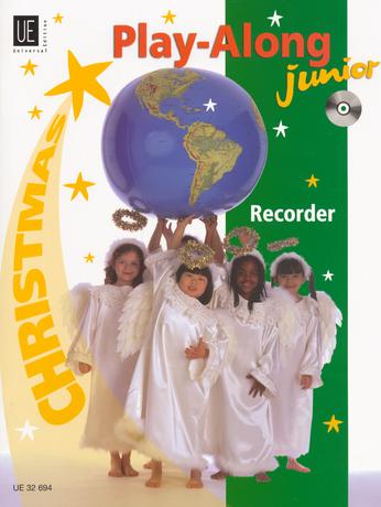 Christmas - PLAY ALONG Recorder: Recorder: Instrumental Album