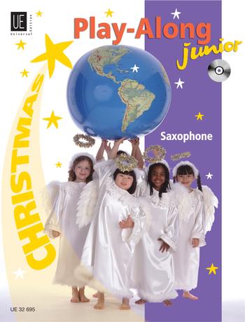 Richard Graf: Christmas - PLAY ALONG Saxophone: Alto Saxophone: Instrumental