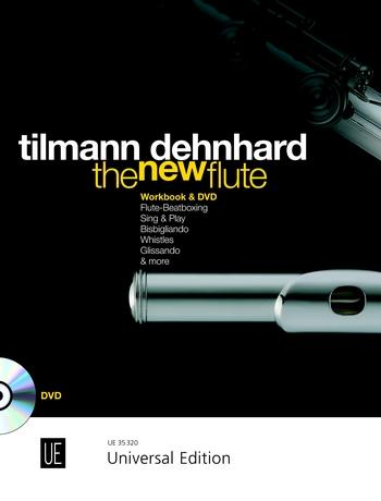 Tilmann Dehnhard: The New Flute: Flute: Instrumental Album