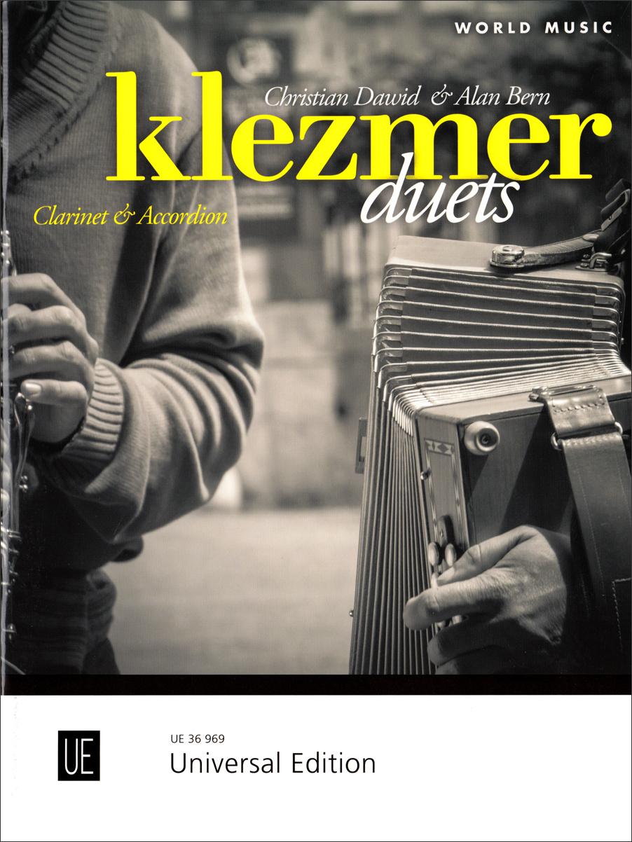 Klezmer Duets: Mixed Duet