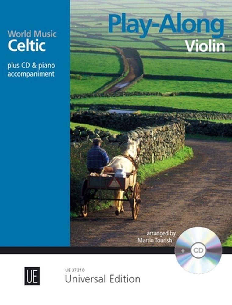 Diverse: Celtic Play-Along Violin: Violin: Play-Along