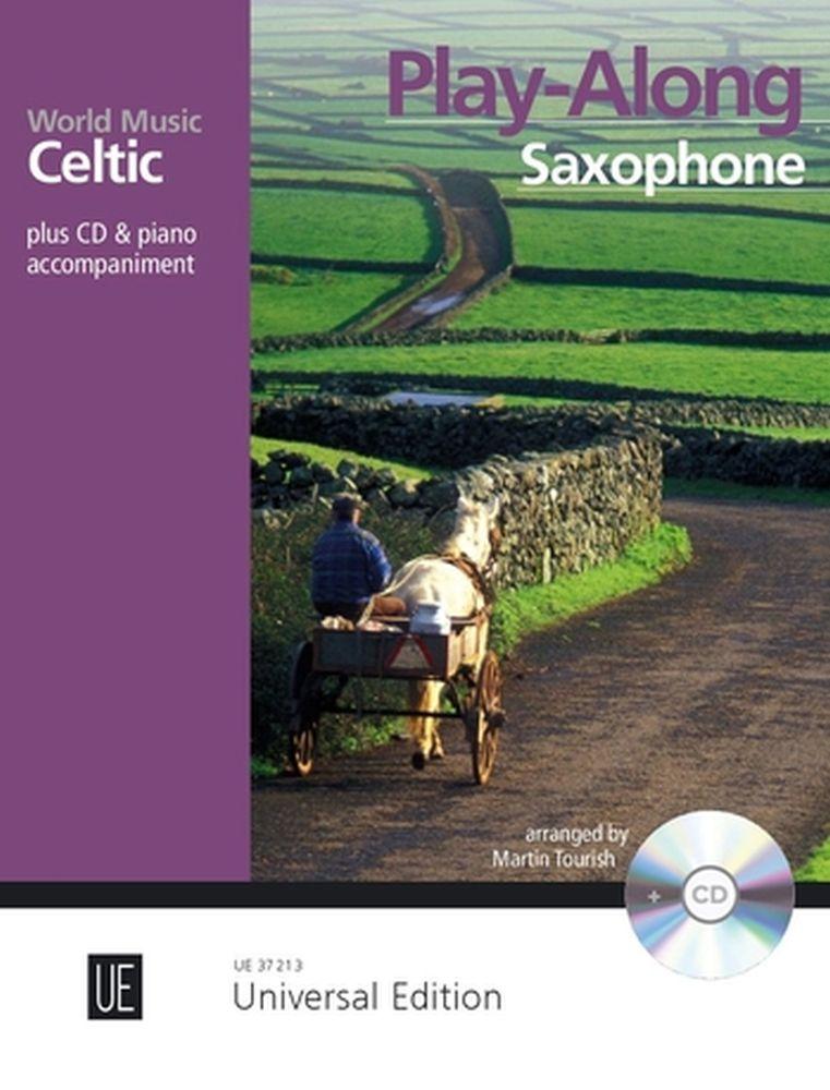 Diverse: Celtic: Play-along Saxophone: Alto Saxophone: Play-along