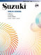 Shinichi Suzuki: Suzuki Violin School Vol. 1: Violin: Instrumental Tutor