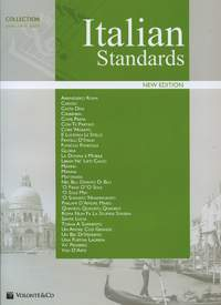 Italian Standards ( New Edition): Piano  Vocal  Guitar: Mixed Songbook