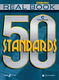 50 Standards Real Book (C instruments): Melody  Lyrics & Chords: Mixed Songbook