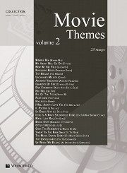 Movie Themes  Vol. 2: Piano  Vocal  Guitar: Mixed Songbook