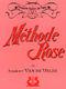Ernest van de Velde: Méthode Rose 1ère année (version traditionnelle): Piano