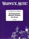 Corrado Maria Saglietti: 40 Progressive Melodic Studies for Brass: Trumpet Solo: