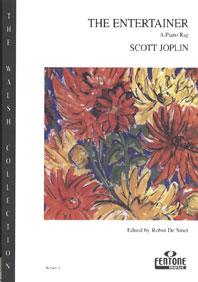 Scott Joplin: The Entertainer (Original): Piano: Instrumental Work