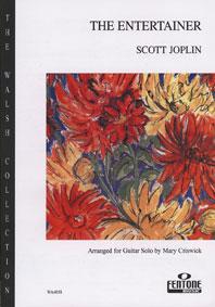 Scott Joplin: The Entertainer: Guitar: Instrumental Work
