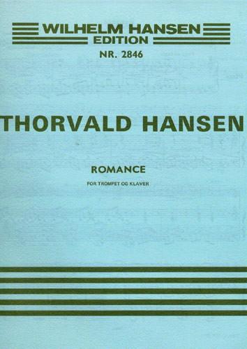 Thorvald Hansen: Thorvald Hansen: Romance For Cornet And Piano: Cornet: