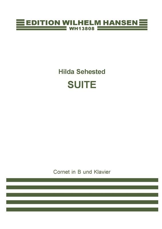 Hilda Sehested: Suite: Cornet: Score