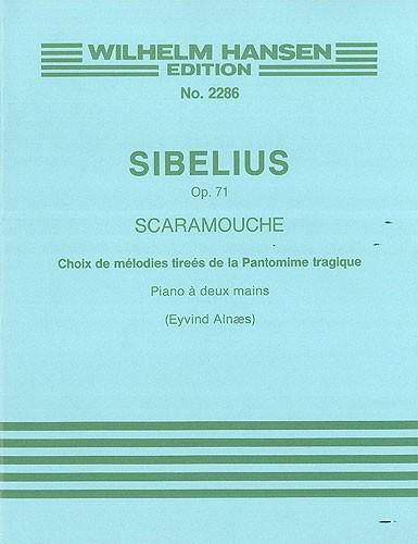Jean Sibelius: Selections From Scaramouche Op.71: Piano: Instrumental Album