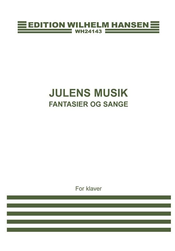 Blandet Kor Antologi: Julens Musik: Piano: Instrumental Work