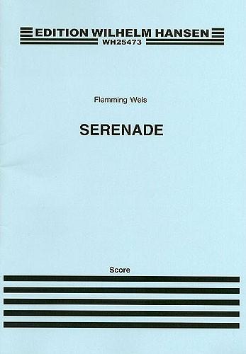 Flemming Weis: Serenade For Woodwind Quintet: Wind Ensemble: Score