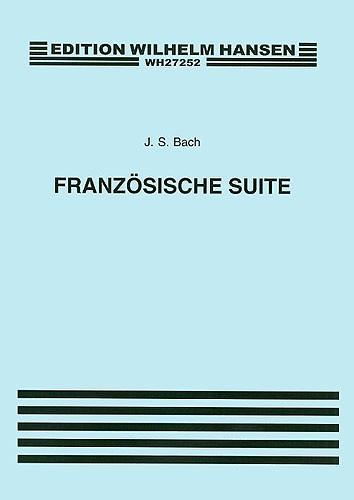 Johann Sebastian Bach: French Suites: Piano: Instrumental Album