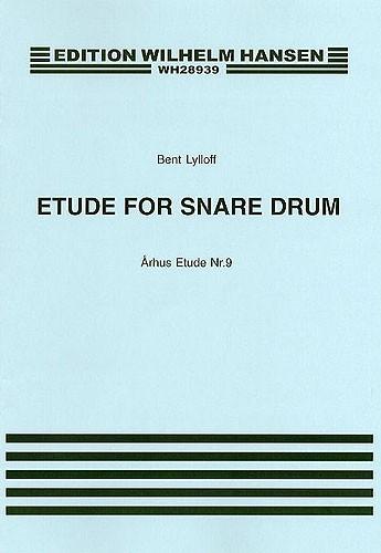 Bent Lylloff: Arhus Etude No. 9: Drum Kit: Instrumental Work