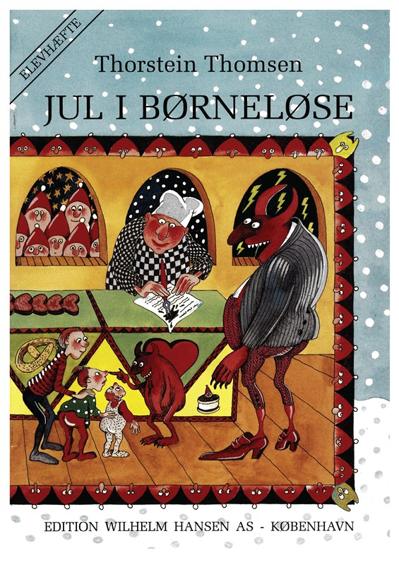 Thorstein Thomsen: Jul I Bornelose