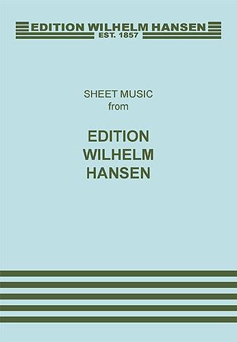 Poul Ruders: Paganini Variations- Guitar Concerto No.2: Guitar: Score