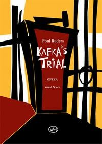 Poul Ruders Paul Bentley: Kafka's Trial: SATB: Vocal Score